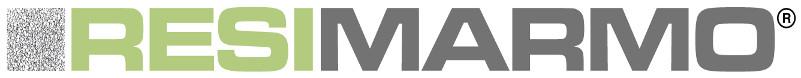 Notre résine de marbre - Logo RESIMARMO des couleurs