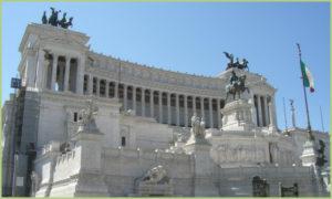 Le monument vittoriano de Venise – Le monument à la gloire d'Emmanuel II