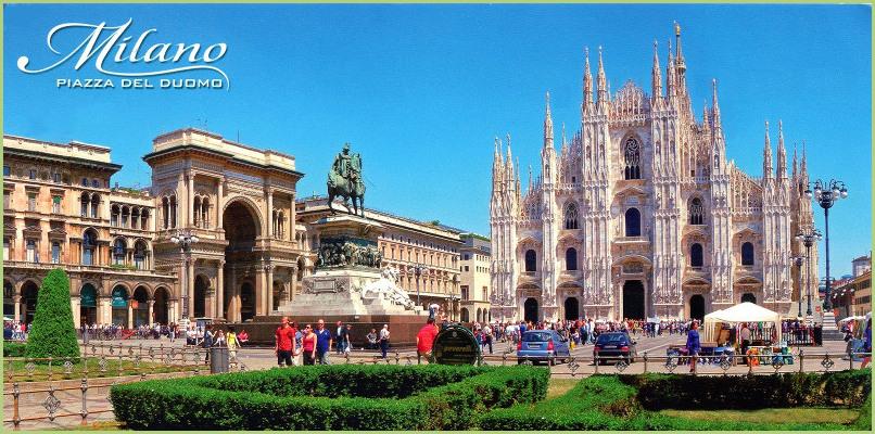 Milan - Toute la magie de l'Italie