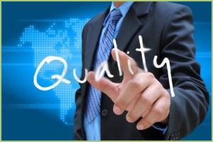 L'accélérateur d'affaires - La qualité