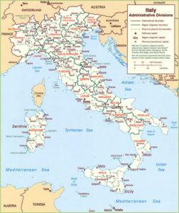 L'Italie compte de nombreuses grandes villes dans toutes les régions, de Venise à Palerme. Des destinations de choix pour un voyage en Italie à travers tout le pays