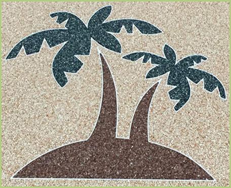 Motif Tahiti