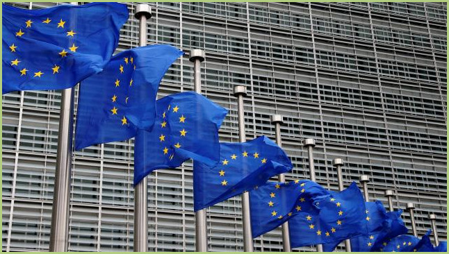 Nos partenaires - Drapeaux européens