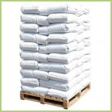 Palette de 50 sacs de granulats de marbre