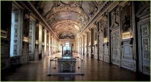 Galerie des glaces - Louvre