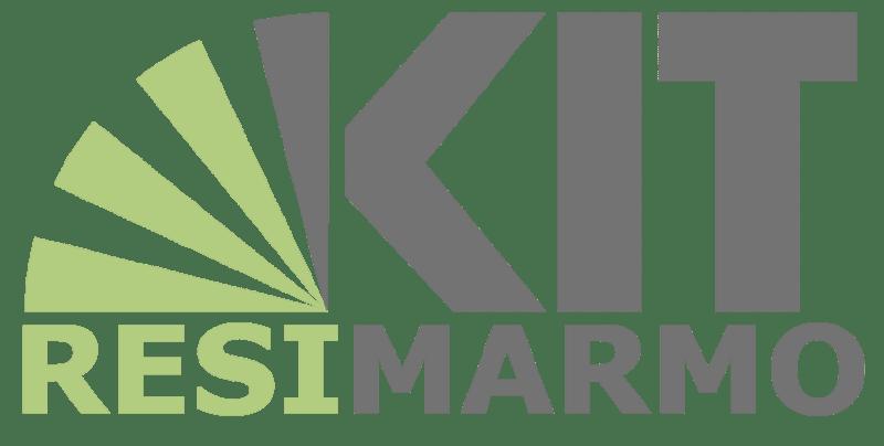 Les kits de granulat de marbre - Logo RESIMARMO