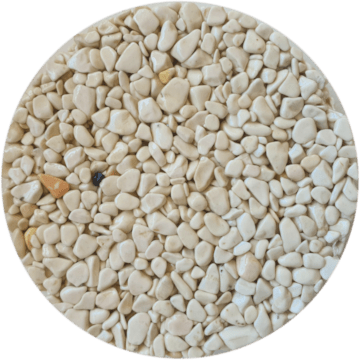 Les couleurs - Couleur bianco verona