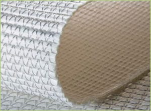 La résine sol extérieur - Géotextile Fibre de verre RESITEX