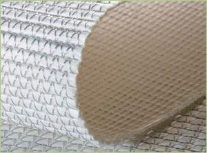 Les produits granulat de marbre - Géotextile Fibre de verre RESITEX