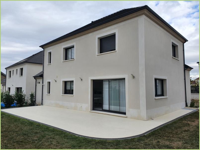 Terrasse et trottoirs