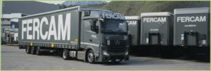 Les transports du granulat de marbre - Fercam Austria
