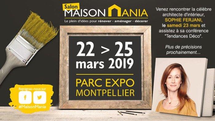 Foire de Montpellier Maison Mania