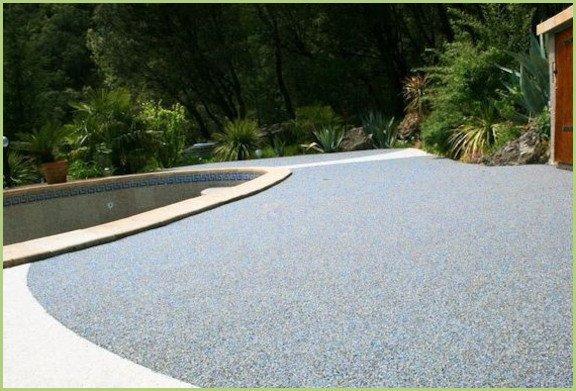 le granulat de marbre RESIMARMO - le revêtement d'aujourd'hui