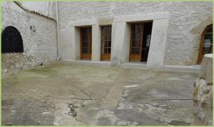 Terrasse intérieure (Avant)